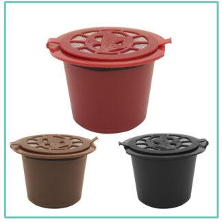 Hervulbare Nespresso cups voor thee!